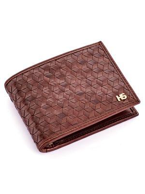 Diamond-Weave-Bill-Fold-Wallet