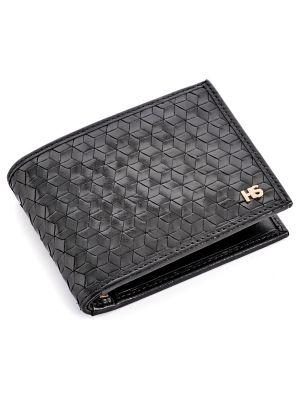 Diamond-Weave-Slim-Zip-ID-Wallet