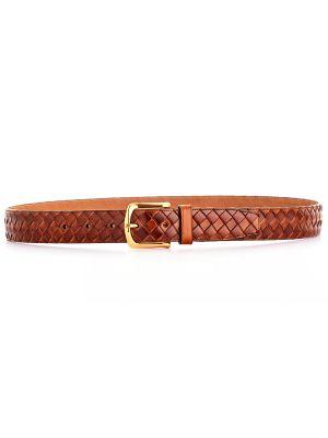 Latina-Classic-Weave-Belt-Woodbury& Dk.Woodbury