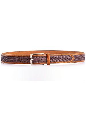 Oxford-Weave-Belt